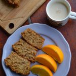 Vegan Orange Almond Buttercake