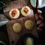 Vegan Durian Cupcake