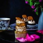 Vegan Lotus Speculoos Cupcake Combo